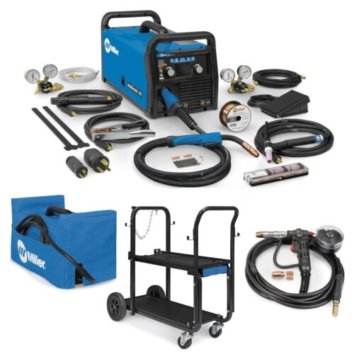 Miller Multimatic 215 Multiprocess Welder Package (907693)