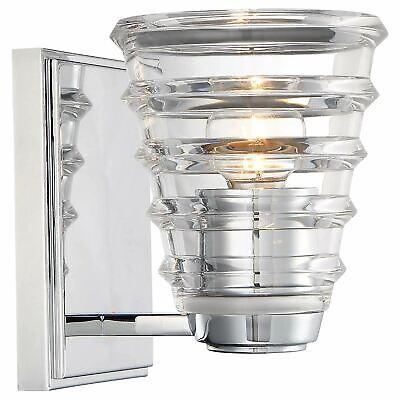 George Kovacs P1291-077 Arctic Chrome Bathroom Vanity -