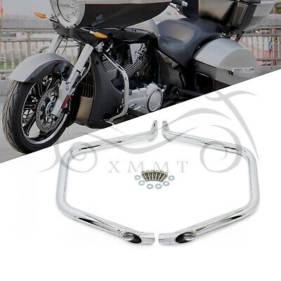 Highway Bars Engine Guard Crash For Victory Cross Roads Country Magnum Custom