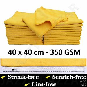 8-Microfibre-Cleaning-Cloth-Towel-Large-Size-for-Car-Home-Thick-Ultrasoft