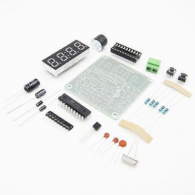 Digital 4 Bits Electronic Clock Electronic Production Suite DIY Kits AT89C2051