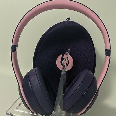 Beats by Dr. Dre | Solo3 Wireless On-Ear Headphones | Pop Violet | Tested | Good