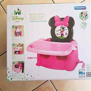 Minnie mouse feeding booster seat - NEW Upper Coomera Gold Coast North Preview