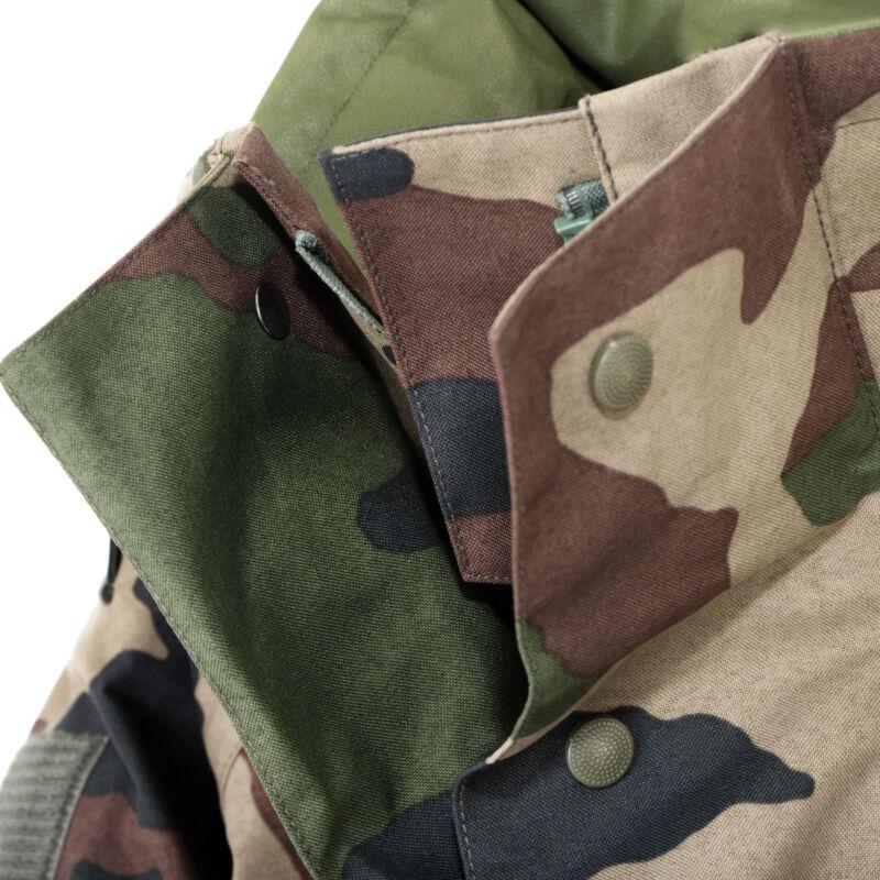 FRENCH ARMY GORETEX PARKA JACKET GENUINE MILITARY ISSUE SURPLUS WATERPROOF