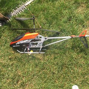 Remote helicopter $20