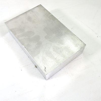 1.75 Thick 1 34 Aluminum 6061 Plate 5.375 X 8.5 Long Sku 137251