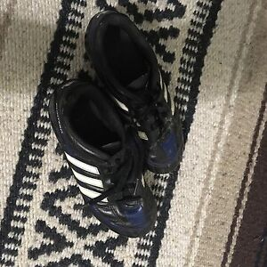 Adidas soccer cleats size 13 .5