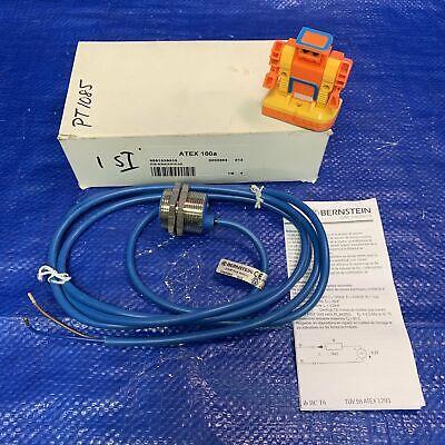 Bernstein Inductive Sensor Kib-m30ea010-2g 6581699010