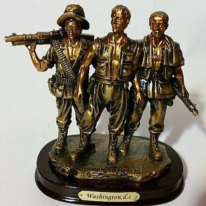 Vietnam Veterans War Memorial Replica Statue 7
