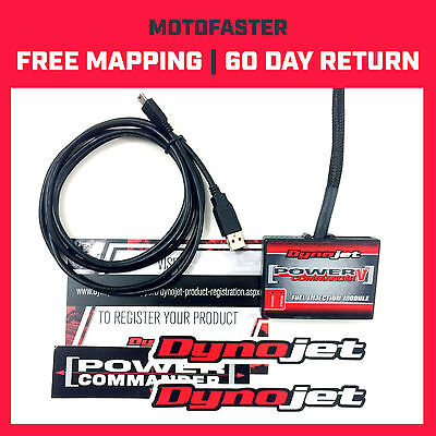 YAM RAPTOR 2006-2014 Dynojet Power Commander PCV PC5 Fuel & Ignition P/N 22-046