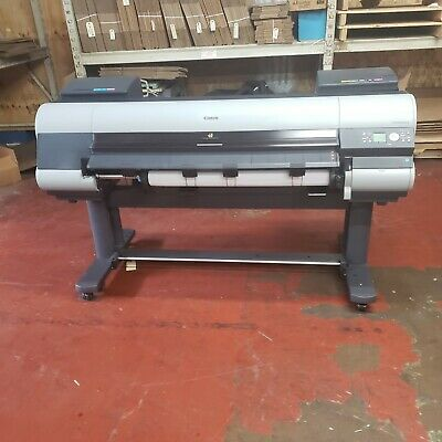 Canon Imageprograf Ipf8000s 48 Large Wide Format Printer