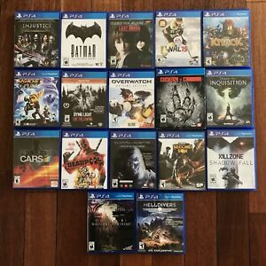 ** Playstation 4 PS4 - Jeux / Games **