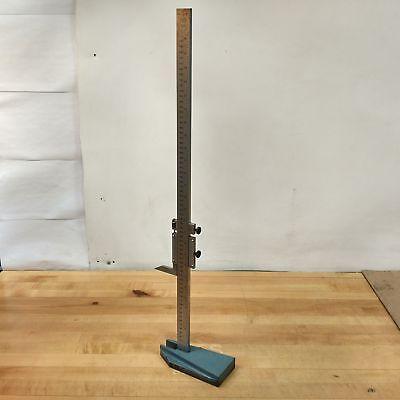 Brown Sharpe 576 26 650mm Mernier Height Gage - Used