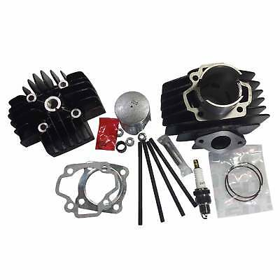 Yamaha PW50 60cc Big Bore Top End Kit w/ Head Y-zinger Peewee QT50 1981-2018 End Y Head