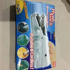 Handy Stitch hand held electrical sewing machine Carss Park Kogarah Area Preview