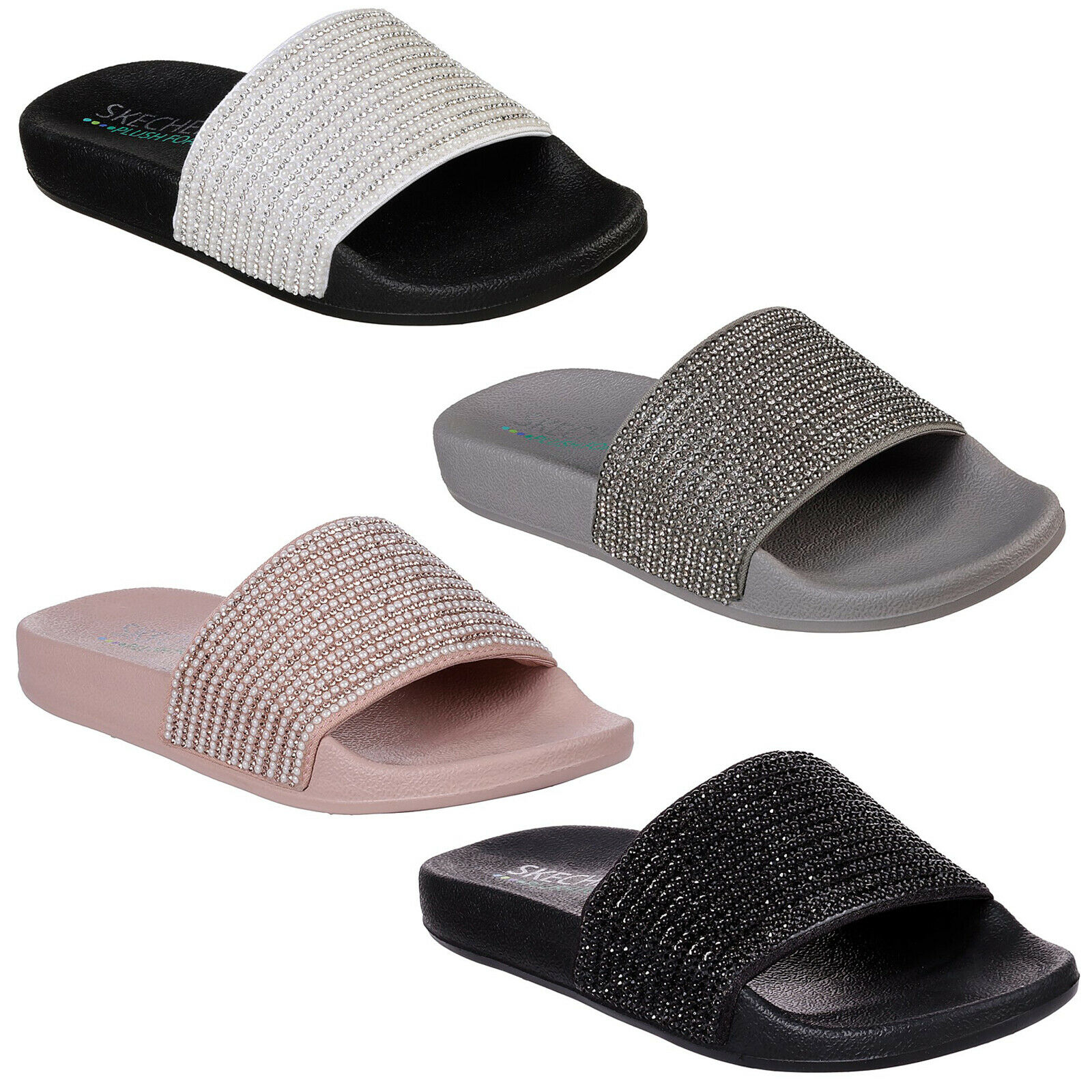 Skechers Pop Ups - Halo Power Slides