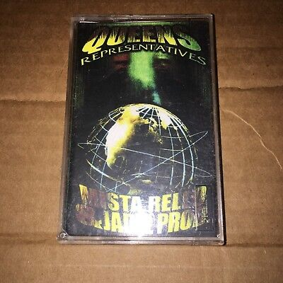 DJ Mistarello & Jadel Queens Representatives 90s Blends Hip Hop CASSETTE Mixtape