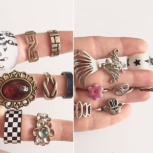 Selling tons of rings!!! All for just $12***