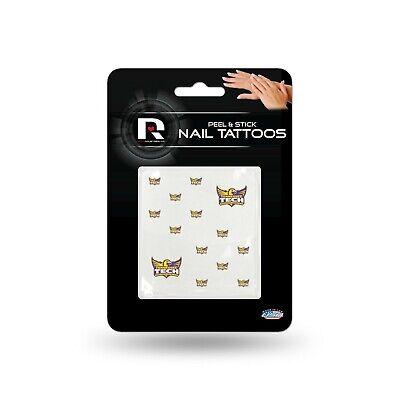 2 pks Tennessee Tech Eagles Peel & Stick Nail Tattoos. 14 per pack    #913