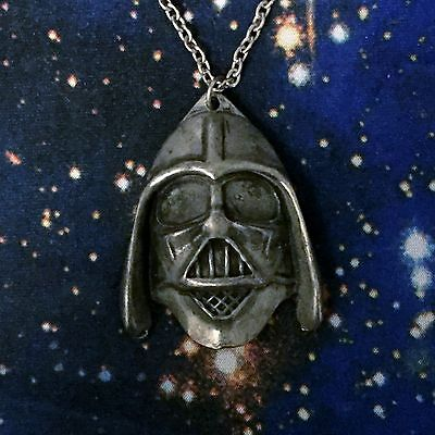Darth Vader Pendant Necklace Star Wars Sith Lord Cosplay - Female Darth Vader Cosplay