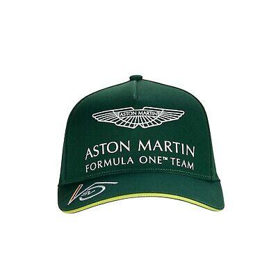 Aston Martin F1 2021 KIDS Sebastian Vettel Driver Hat Green