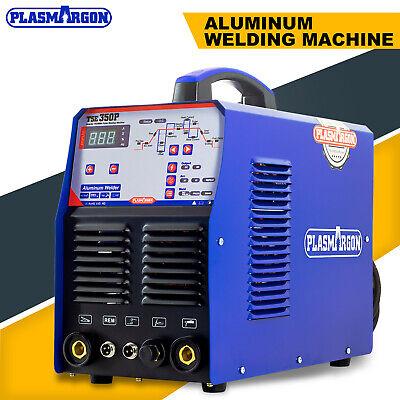 350a Tig Stick Pulse Aluminum Welder Acdc Inverter Welding Machine 2t4t