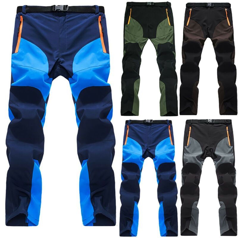 For Men Construction Comfy Combat Work Wear Trousers Utility Work Pants Outdoor Clothing, Shoes & Accessories
