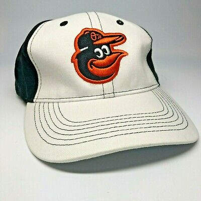 Classic Baltimore Orioles Baseball Hat With Primary Logo Adj Strapback DAP