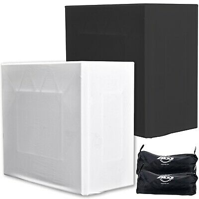 American DJ Pro Event Table I or II Black & White Replacement Scrim Only Packag