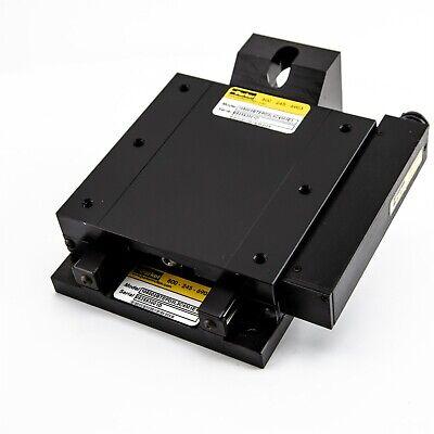 Parker 5 Bt100 Linear Slide Table Optical Sensor Upgrade 2 Travel Nema 23 2
