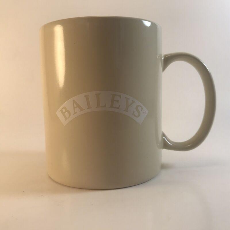 Baileys Irish Cream Ceramic Coffee Mug Cup Almond Color Liqueur