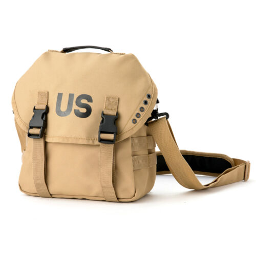MT Military Alice Butt Pack Molle Webbing Sling Bag Tactical Backpack Khaki