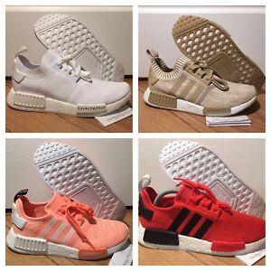 Adidas NMD R1, R1 PK sizes 9W, 9, 9.5