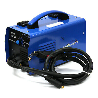 Mig-120s Inverter Mig Mma Gas Flux Welder 110v 20-120a Auto Feed Welding Machine