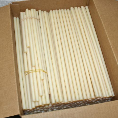 "(250) Surebonder Hot Melt Glue Stick 711R15-25P, 7/16"" x 15"", Paper & Wood"