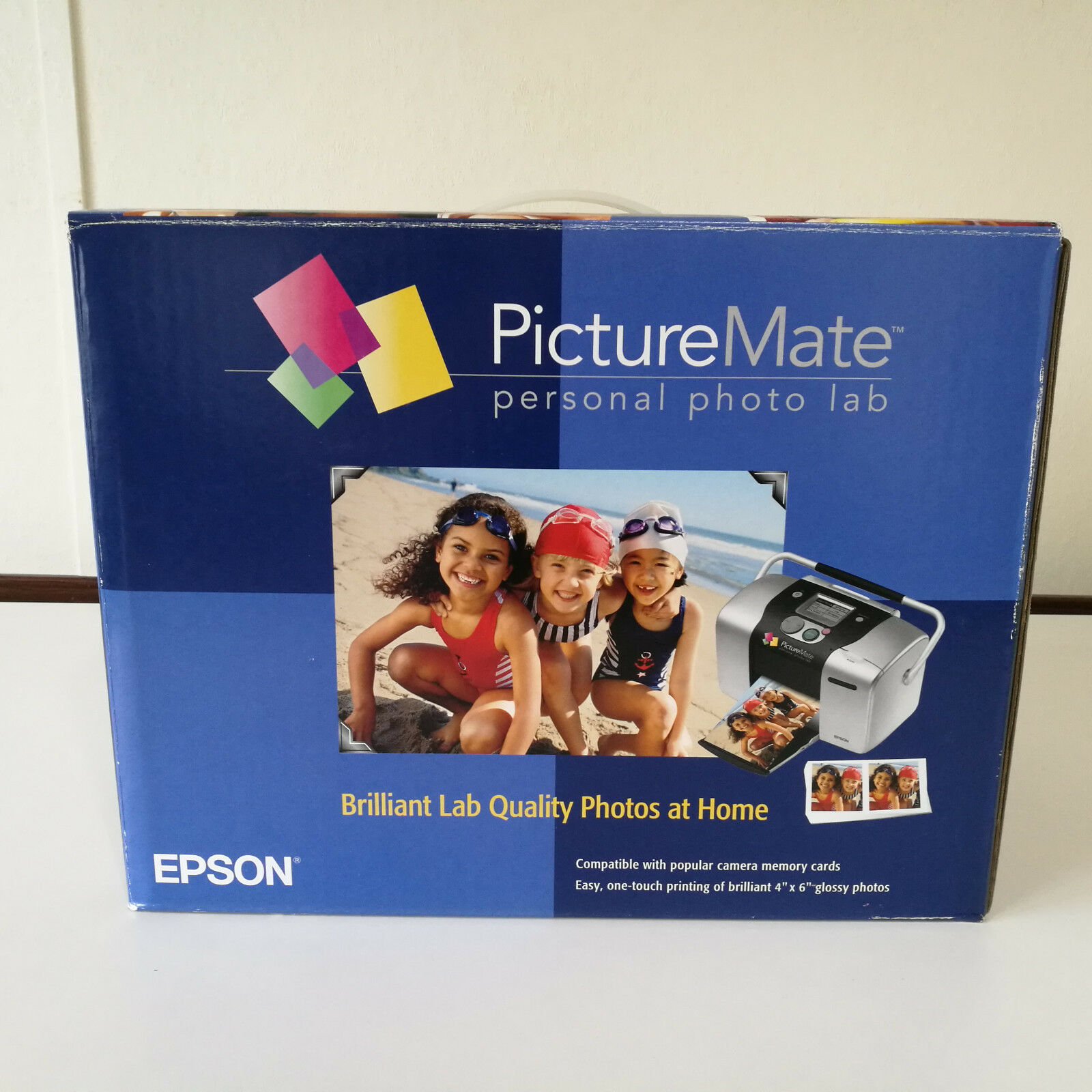 Picturemate personal photo lab ink