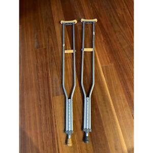 FREE Crutches for a tall person - Balwyn or Hawthorn