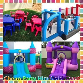 Jumping castle for hire from only $70 Mermaid Beach Gold Coast City Preview