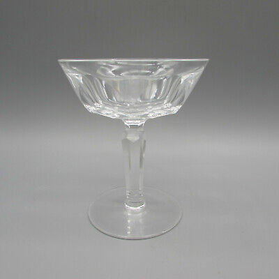 Waterford Crystal Sheila Saucer Champagne Glasses - Set of -