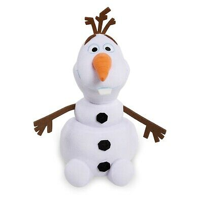 "Disney Frozen 2 OLAF Snowman Plush Plushy Stuffed Animal Toy Children Approx 15"""