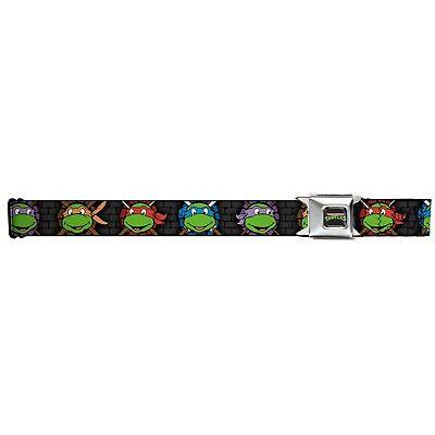 - Seat Belt Buckle for Pants Men Women Kids Teenage Mutant Ninja Turtles WNT032