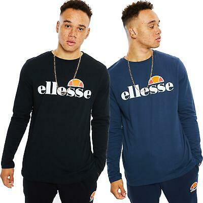 Ellesse Grazie Long Sleeve T-Shirt - Various Colours