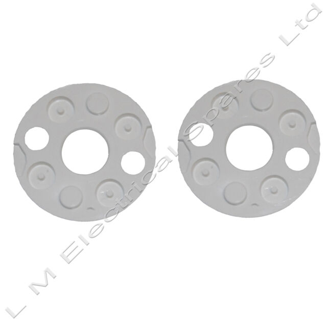 Flymo Turbolite 330, Turbolite 350 Blade Height Spacer Washers Pack Of 2 FLY017