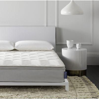 Euro Top Mattress - Safavieh Nirvana 10-inch Euro Pillow-top Spring Full-size Mattress Bed-in-a-Box
