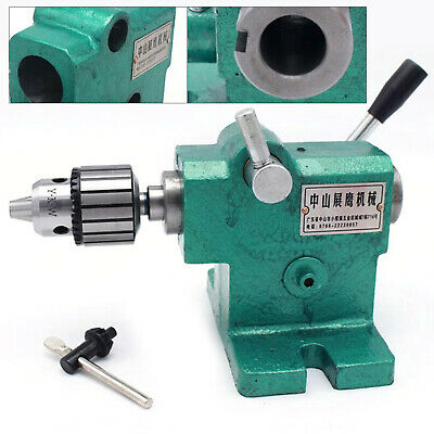 Lathe Tailstock Assembly Diy Fast Expansion Spindle Tailstock For Woodworking Us