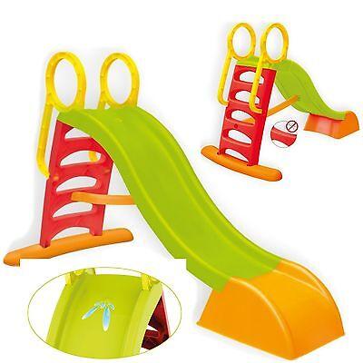 Rutsche Kinderrutsche Garten Kinder Gartenrutsche extra Lang 184 cm Rutschbahn