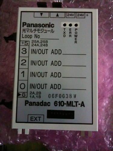 Panasonic Panadac 610-mlt-a Module New