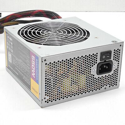 550W Antec Gaming Power Supply PSU Semi-Modular ATX (Power Class: 500W - 600W)