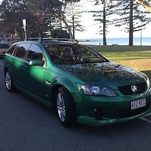 Holden Commodore Sports Wagon SV6 Clontarf Redcliffe Area Preview