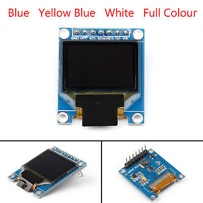 0.950.96 I2c Iic Serial Display Module Full Color 7pin Oled For Arduino Us